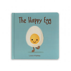 "Jellycat ""The Happy Egg"" Board Book"