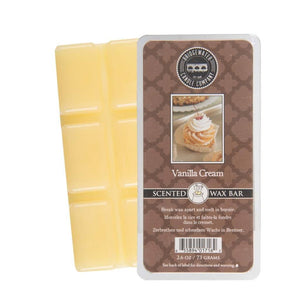 Load image into Gallery viewer, Bridgewater Scented Wax Bar Melts - Vanilla Cream