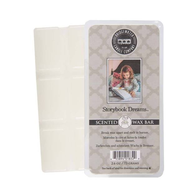 Bridgewater Scented Wax Bar Melts - Storybook Dreams