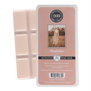Bridgewater Scented Wax Bar Melts - Wanderlust