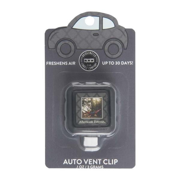 *Set of 2* Bridgewater Auto Vent Clips - Afternoon Retreat