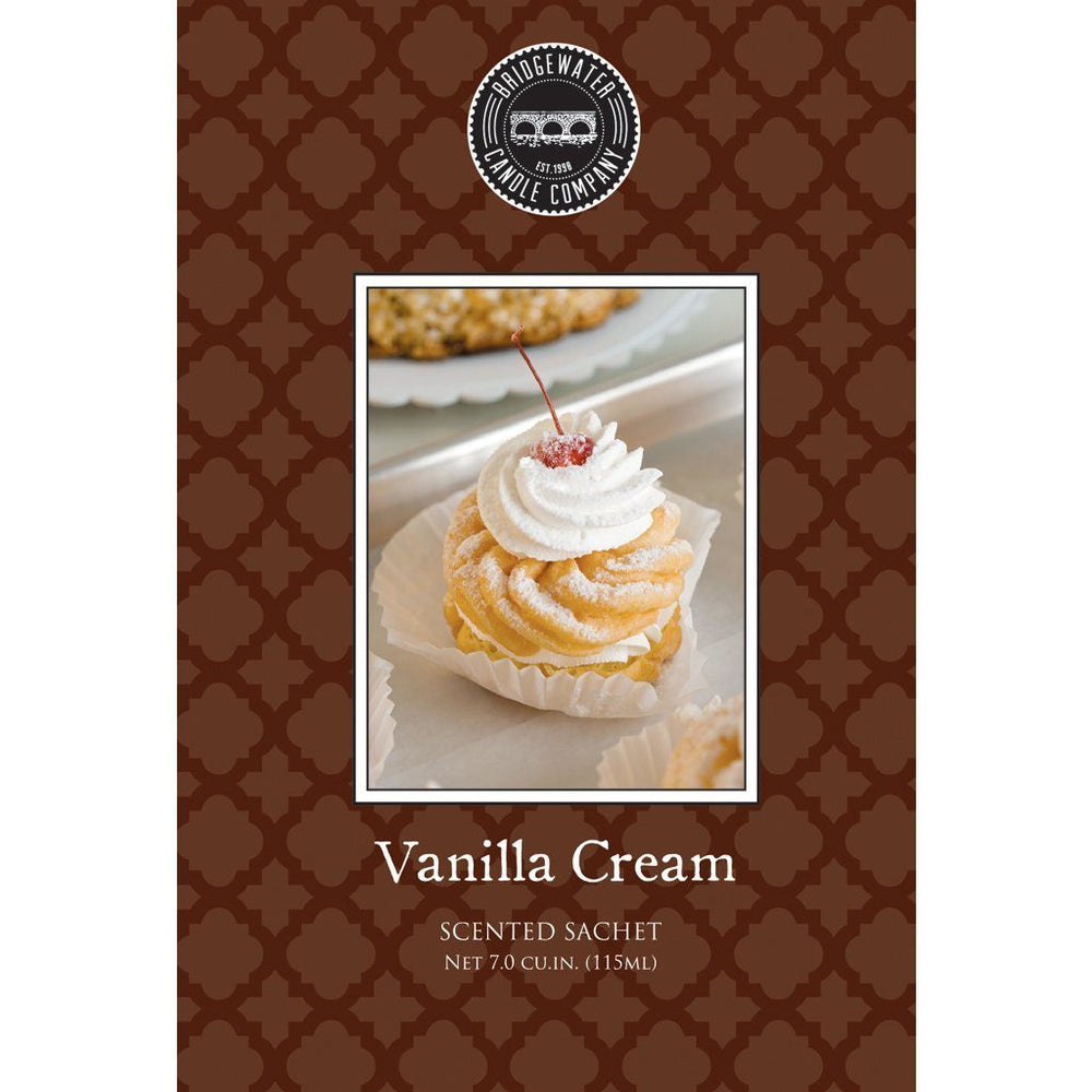 Load image into Gallery viewer, Bridgewater Scented Sachets - Vanilla Cream