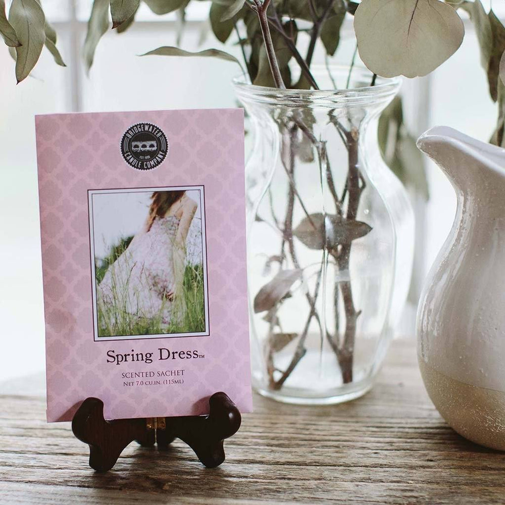 Bridgewater Scented Sachets - Spring Dress