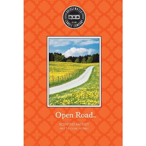 Load image into Gallery viewer, Bridgewater Scented Sachets - Open Road