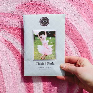 Bridgewater Scented Sachets - Tickled Pink