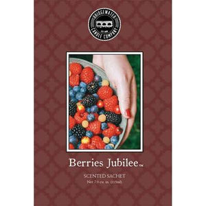 Bridgewater Scented Sachets - Berries Jubilee