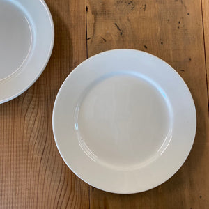 White Side Plate *Pick up only*