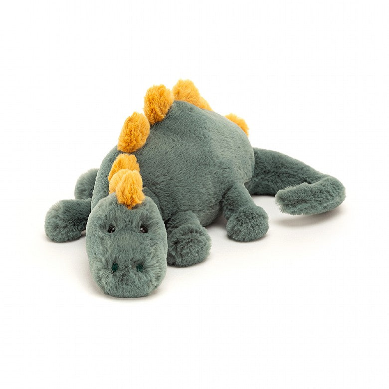 Load image into Gallery viewer, Jellycat Douglas Dino Little