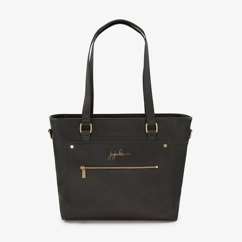 JuJuBe Everyday Tote Diaper/Tote Bag - Noir