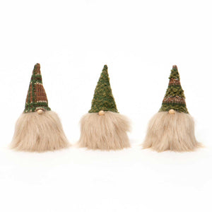 "6"" Assorted Cousin Gnome Ornament F2202"