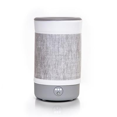 Happy Wax Signature Wax Warmer - Gray Linen