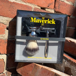 The Maverick Shave Set