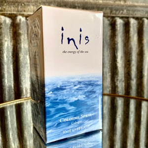 Inis the Energy of the Sea Cologne Spray 30ml