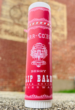 Barr-Co. Lip Balms