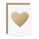 Heart of Gold Scratch-off Card