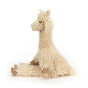Load image into Gallery viewer, Jellycat Luis Llama