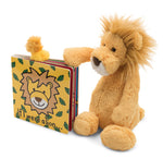 "Jellycat ""If I Were a Lion"" Board Book"