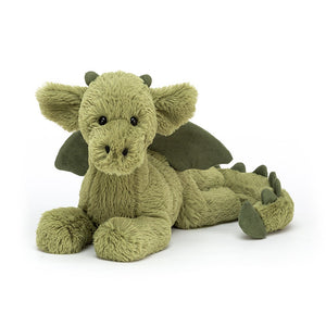 Load image into Gallery viewer, Jellycat Small Monty Dragon