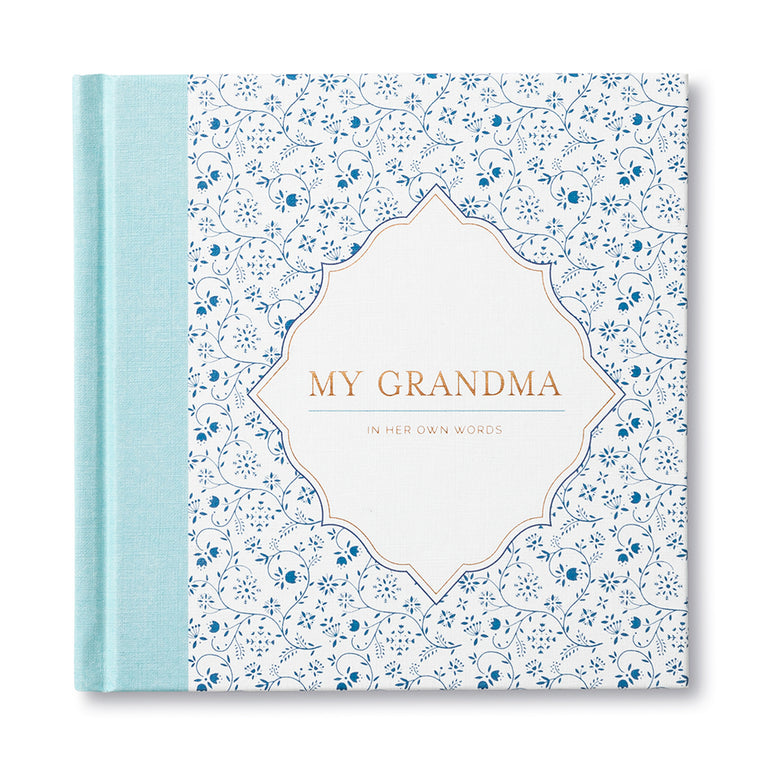 My Grandma in Her Own Words Interview Journal