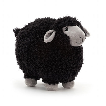 Jellycat Rolbi Sheep Black Small