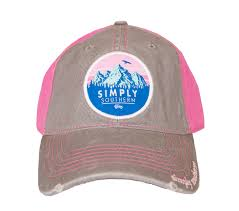 Simply Southern Mountains Hat