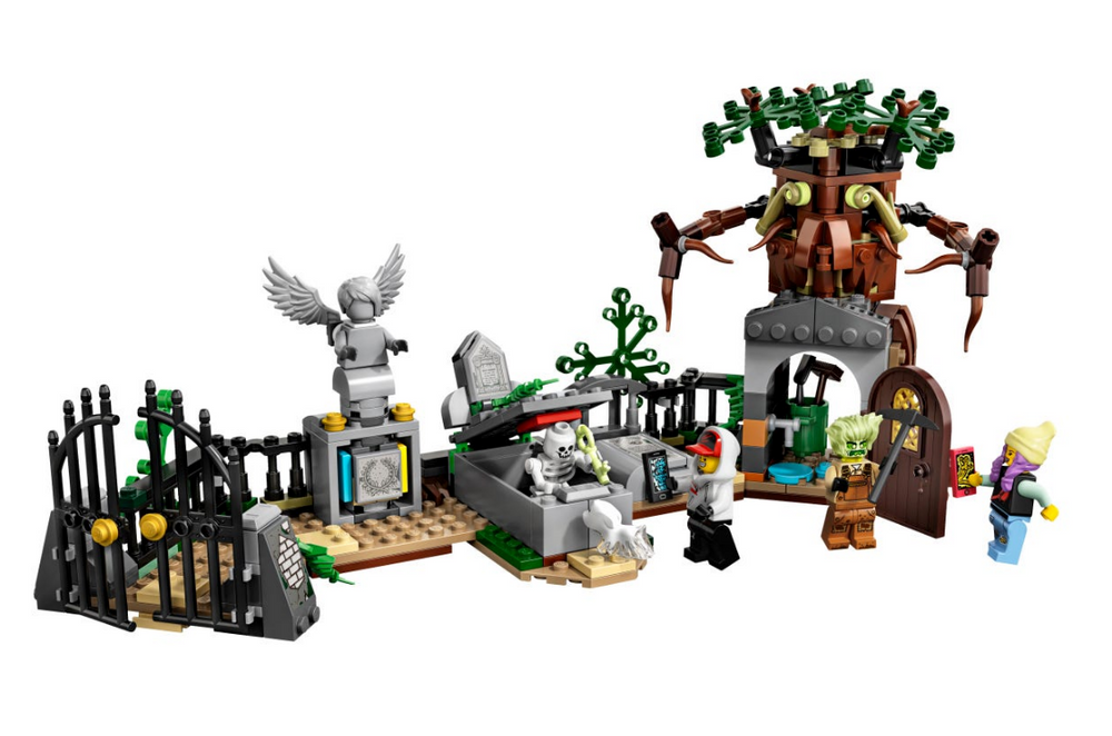 Load image into Gallery viewer, LEGO Hidden Side Graveyard Mystery