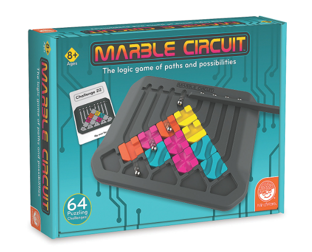 Load image into Gallery viewer, Marble Circuit - Single Player Logic Game
