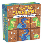 Tic-Tac Surprise! Dragons vs. Dinosaurs