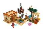 LEGO Minecraft The Illager Raid 21160