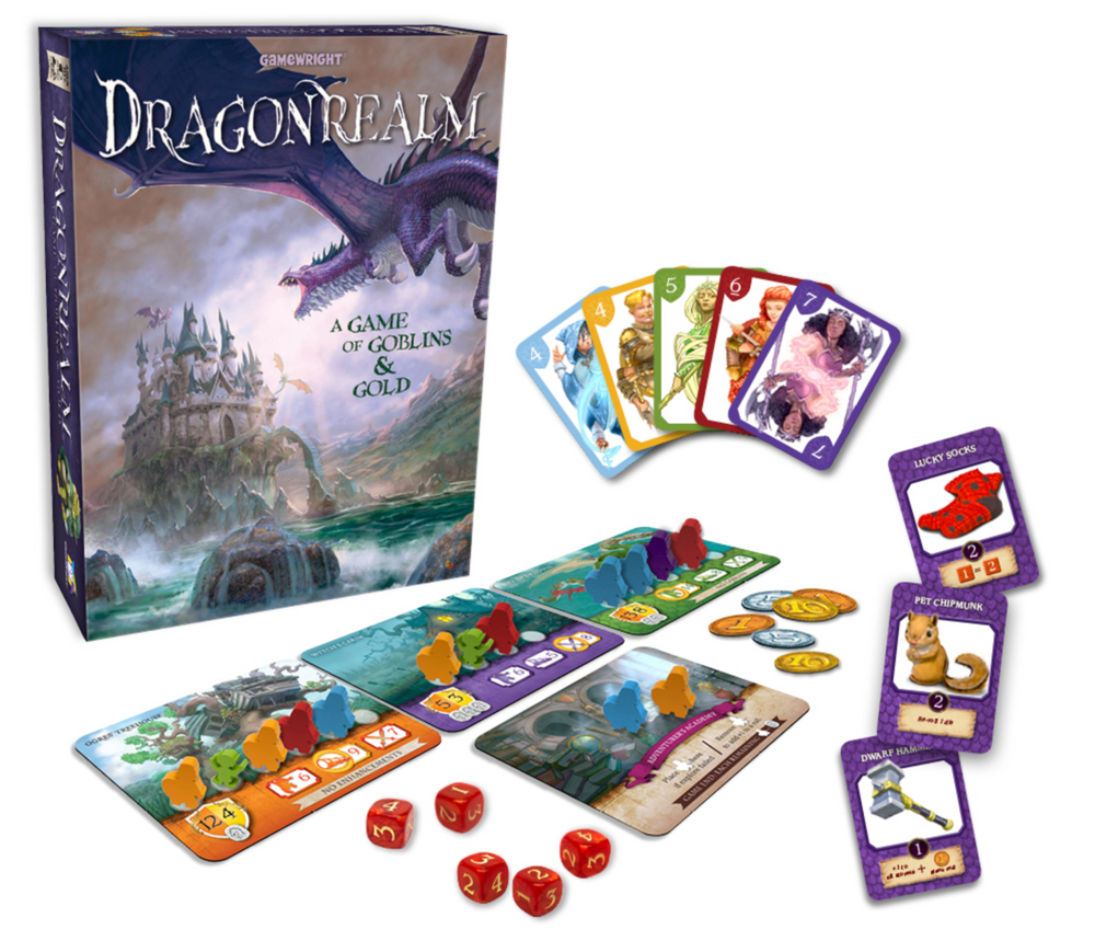 Dragonrealm - A Game of Goblins & Gold