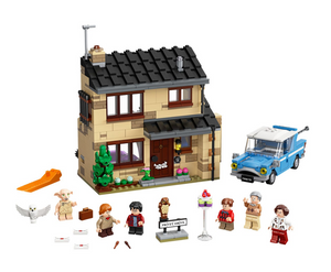 Load image into Gallery viewer, LEGO Harry Potter 4 Privet Drive 75968