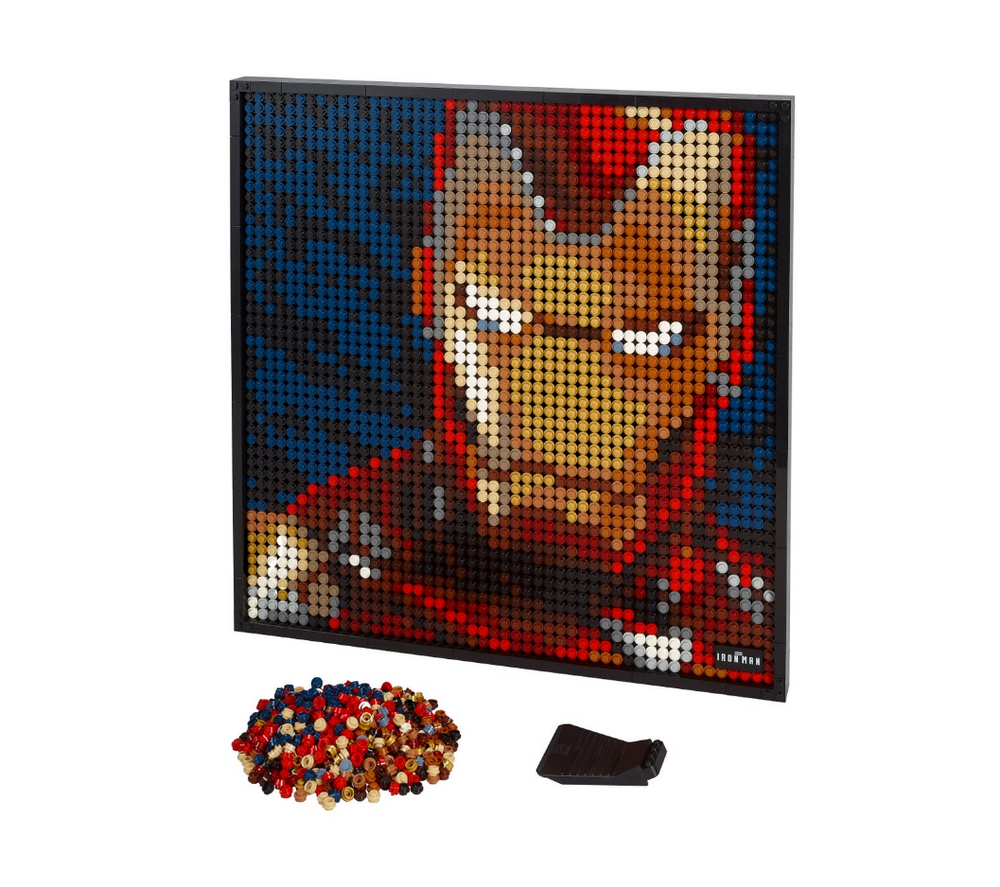 LEGO ART Marvel Iron Man 31199