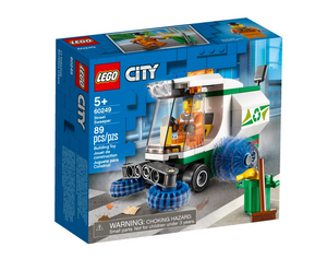 Load image into Gallery viewer, LEGO City Street Sweeper 60249