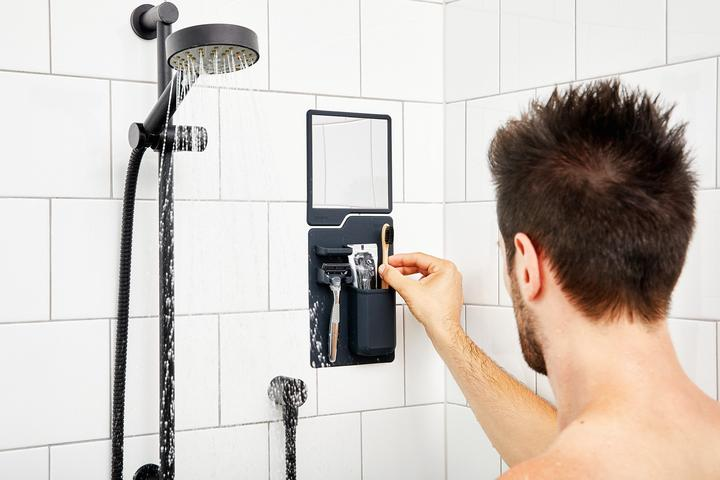 Load image into Gallery viewer, The Harvey Toothbrush & Razor Holder