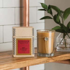 Votivo 6.8oz Aromatic Candle - Red Currant