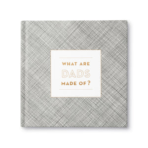 "Load image into Gallery viewer, ""What Are Dads Made Of?"" Book"