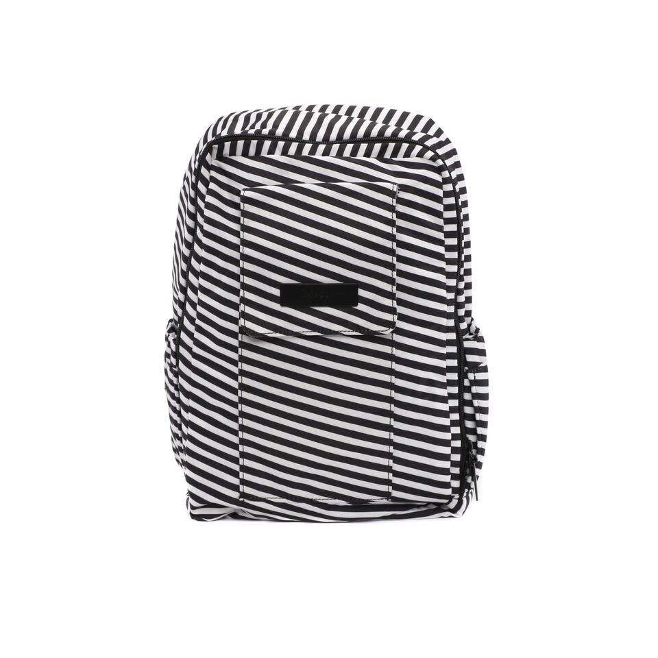 JuJuBe MiniBe Diaper Bag/Backpack - Black Magic