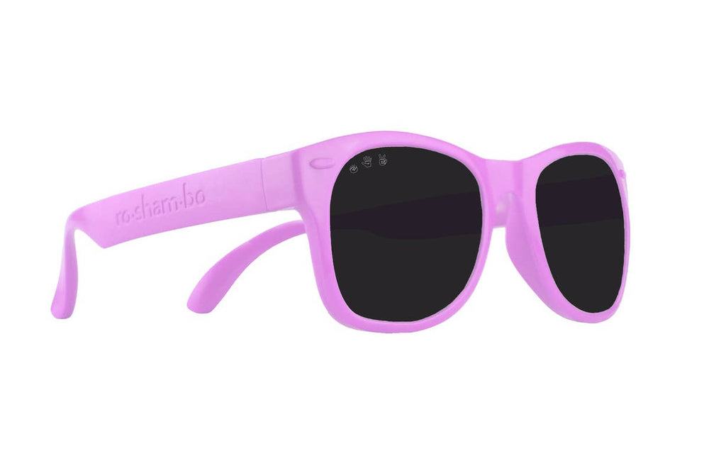 Load image into Gallery viewer, Roshambo Punky Brewster Lavender Toddler Sunglasses