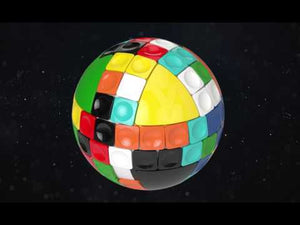 Load and play video in Gallery viewer, V-SPHERE 3D Sliding Spherical Puzzle
