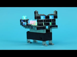 Load and play video in Gallery viewer, E-Blox Power Blox Standard Set - LED Light-Up Building Blocks