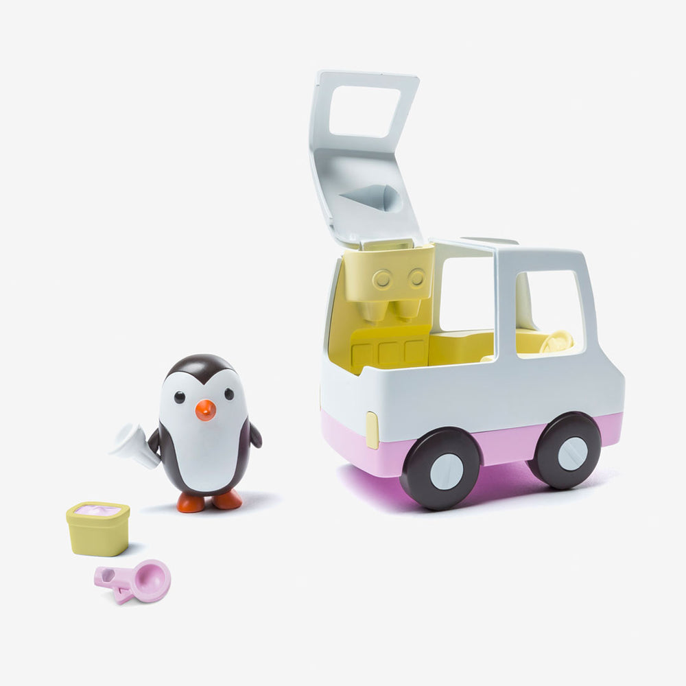 Load image into Gallery viewer, Sago Mini Ice Cream Truck Play Set