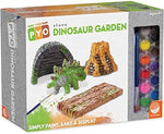 Paint Your Own Stone Dinosaur Garden