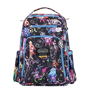 World of Warcraft x JuJuBe Be Right Back Diaper Bag/Backpack - Cute But Deadly