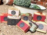 The Captured Harvest Goat Milk Bar Soap