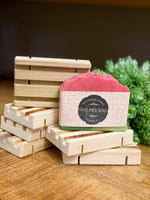 The Captured Harvest Wooden Soap Plank