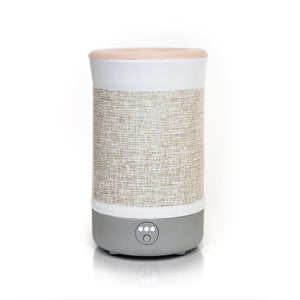 Happy Wax Signature Wax Warmer - Natural Canvas