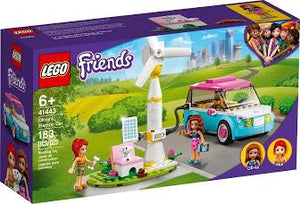 Load image into Gallery viewer, Lego Friends Olivia's Electric Car 41443