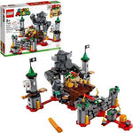 Lego Bowser's Castle Boss Battle 71369