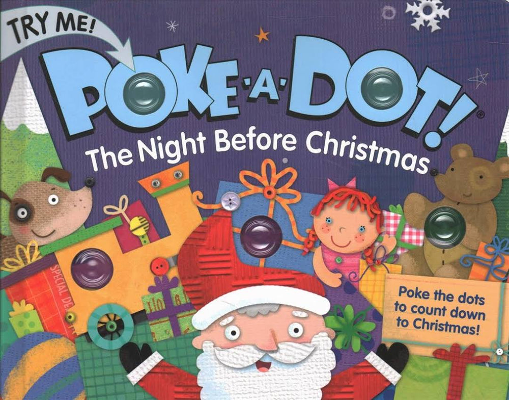 Poke-A-Dot: The Night Before Christmas