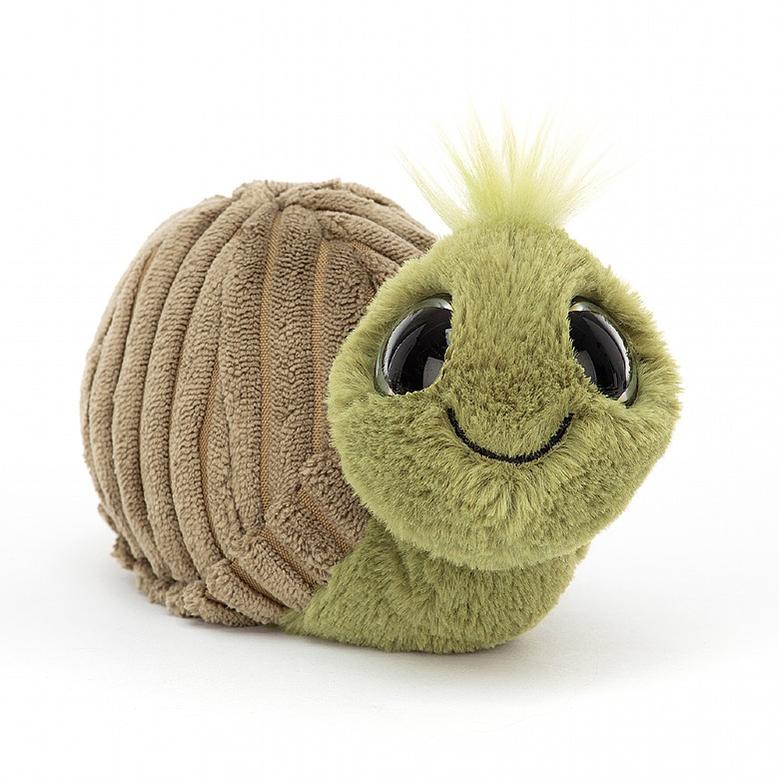 Load image into Gallery viewer, Jellycat Frizzles Snail